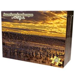 Rio Grande Bird Sanctuary Photography Jigsaw Puzzle
