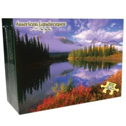 Rocky Mountains United States Jigsaw Puzzle