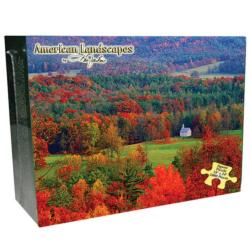 Smoky Mountains Photography Jigsaw Puzzle