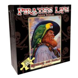 Redbeard & Paully (Pirate's Life) Pirates Jigsaw Puzzle