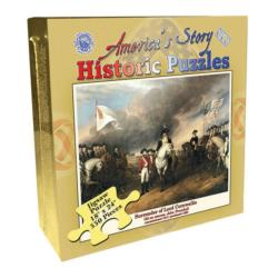 Surrender of Cornwallis (America's Story) Military Jigsaw Puzzle