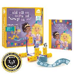 GoldieBlox and the Parade Float Activity Books and Stickers