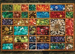Bead Tray Quilting & Crafts Jigsaw Puzzle