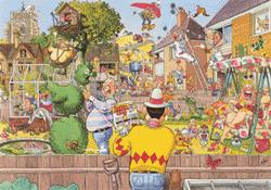 Wasgij Original #6 - Blooming Marvelous - 500 Wasgij Jigsaw Puzzle