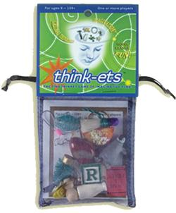 Think-ets Blue