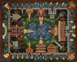 Boston Quilt Quilting & Crafts Jigsaw Puzzle