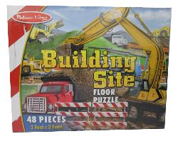 Building Site Construction Children's Puzzles