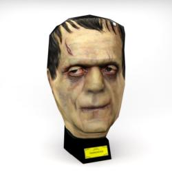 Frankenstein's Monster Library / Literary Jigsaw Puzzle