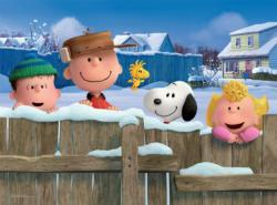 Snow Fun (The Peanuts Movie) Movies / Books / TV Jigsaw Puzzle
