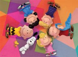 Circle of Friends (The Peanuts Movie) Movies / Books / TV Children's Puzzles