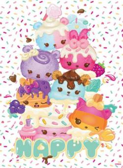 Sweet Stack (Num Noms) Sweets Children's Puzzles