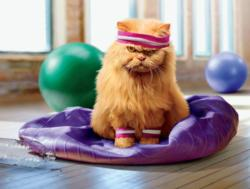 Yoga Cat (Avanti) Cats Large Piece