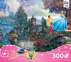 Disney Dreams - Princess Cinderella Disney Jigsaw Puzzle