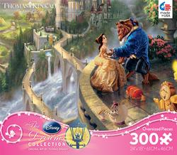 Disney Dreams - Princess Beauty and the Beast Disney Jigsaw Puzzle