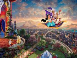 Aladdin (Disney Dreams) Movies / Books / TV Large Piece