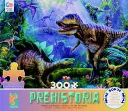 Dino Jungles (Prehistoria) Dinosaurs Large Piece