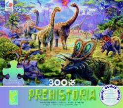 Sauropods (Prehistoria) - Scratch and Dent Dinosaurs Large Piece