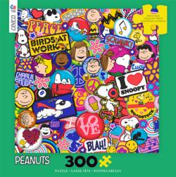 Flair (Peanuts) Collage Children's Puzzles