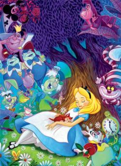 Dreaming in Color (Disney Friends) Movies / Books / TV Children's Puzzles
