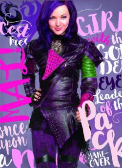 Mal (Disney Descendants) Movies / Books / TV Large Piece