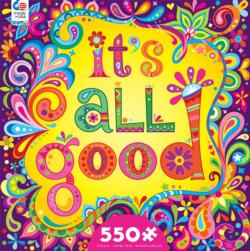 It's All Good Graphics / Illustration Jigsaw Puzzle