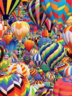 Balloons (Colors) Balloons Jigsaw Puzzle