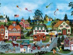 The Life of Riley Americana & Folk Art Jigsaw Puzzle