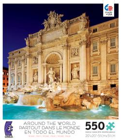 Rome, Italy (Around the World) Photography Jigsaw Puzzle