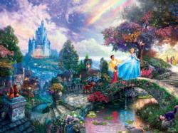 Cinderella Wishes Upon a Dream (Disney Dreams) Movies / Books / TV Jigsaw Puzzle