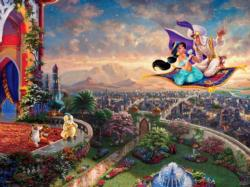 Aladdin (Disney Dreams) Movies / Books / TV Jigsaw Puzzle