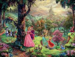 Sleeping Beauty (Disney Dreams) Countryside Jigsaw Puzzle
