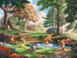 Winnie the Pooh I (Disney Dreams) Movies / Books / TV Jigsaw Puzzle