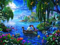 The Little Mermaid II (Disney Dreams) Movies / Books / TV Jigsaw Puzzle