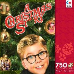 A Christmas Story (Warner Bros) Christmas Jigsaw Puzzle