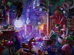 Twins Secret Room (Mystery Case Files: Key to Ravenhearst) Fantasy Jigsaw Puzzle