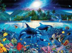 Majestic Kingdom (Christian Riese Lassen) Under The Sea Jigsaw Puzzle