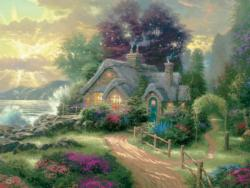 A New Day Dawning Sunrise / Sunset Jigsaw Puzzle