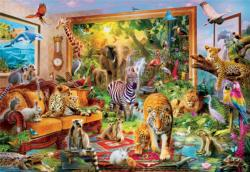 Coming to Room Fantasy Jigsaw Puzzle