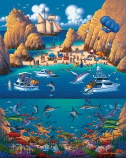 Cabo San Lucas Fish Jigsaw Puzzle