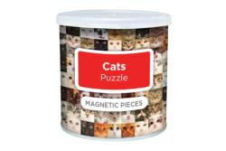Cats Puzzle Cats Magnetic Puzzle