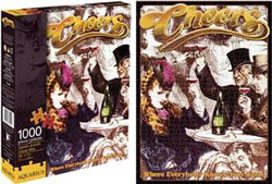 Cheers 30th Anniversary Movies / Books / TV Jigsaw Puzzle
