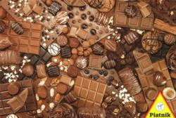 Chocolate Valentine's Day Jigsaw Puzzle