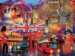 London (Cities) Cities Jigsaw Puzzle