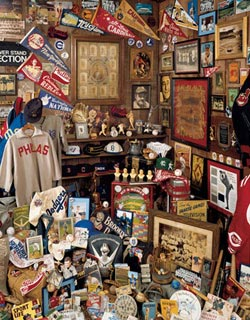 Collectors Closet Sports Jigsaw Puzzle