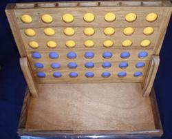 Connect Four Gameroom-sized Game