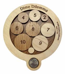 Dime Dilemma - The 10 Cent Challenge