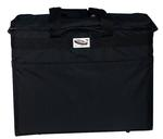 "iLugger 24"" / 27"" Wheeled iMac Protection Padded Reinforced Travel Bag (Black) …"