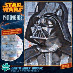 Darth Vader Sci-fi Photomosaic