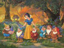 Among Friends Disney Jigsaw Puzzle