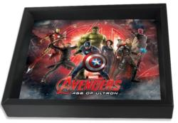 Avengers - Age of Ultron - Lin Shadowbox Super-heroes Shadowbox